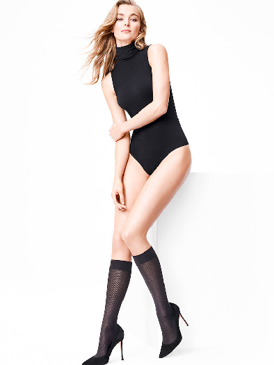 Wolford Tess Knee-Highs S