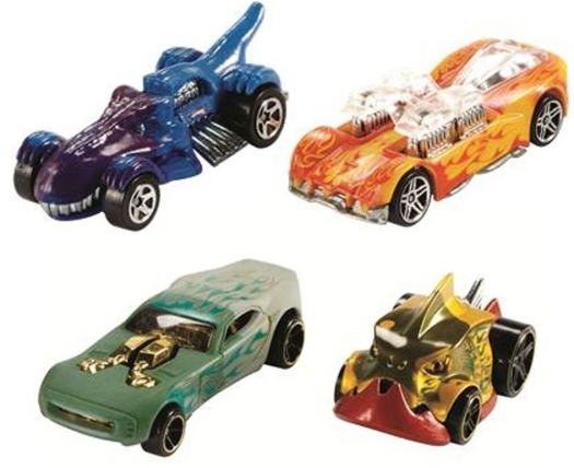 Hot Wheels BHR15 1:64 assortment
