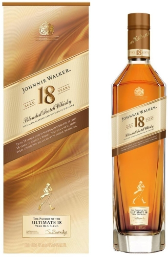 Johnnie Walker 18 Years Old 40% 1L