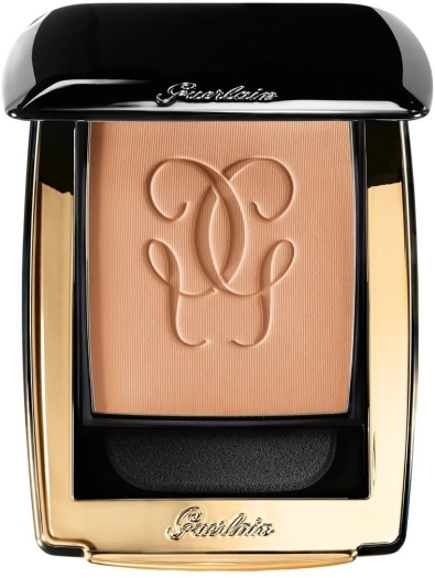 Guerlain Parure Gold Compact Foundation N° 03 Beige Natural 10g