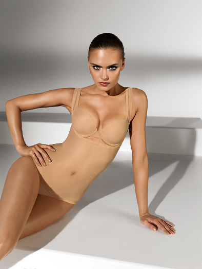 Wolford Tulle Forming Body 7005 40