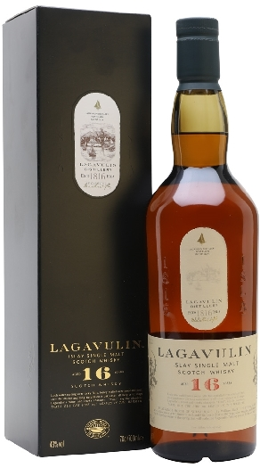 Lagavulin 16 Year Old 43% 750ml
