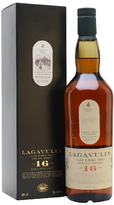 Lagavulin 16 Year Old 43% 750ml