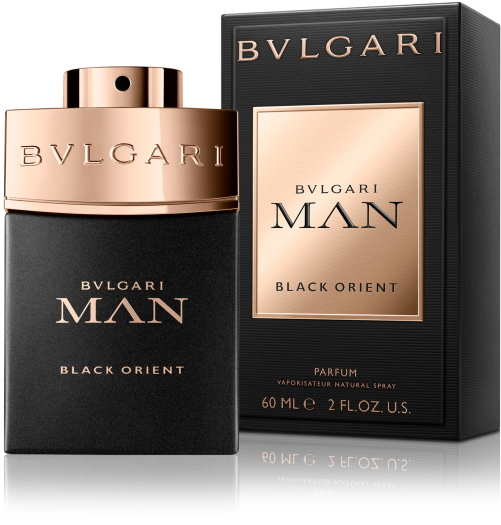 Bvlgari Man in Black Orient Perfume 60ml