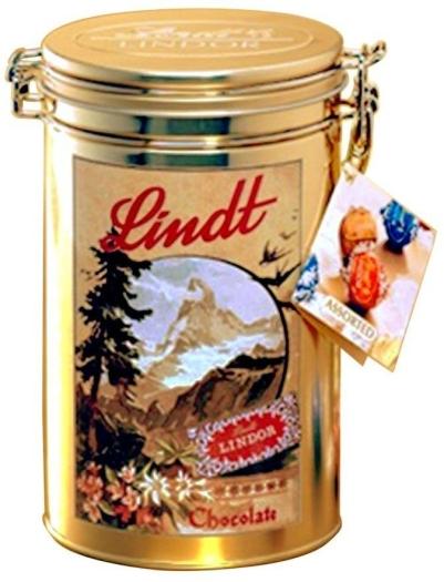 Lindt Lindor Nostalgic Tin 275g