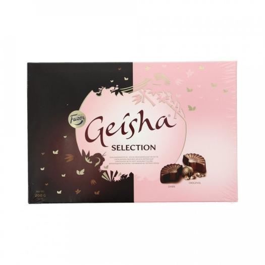 Fazer Geisha Selection
