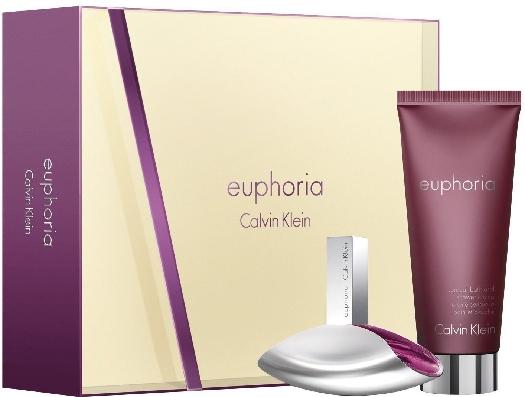 Calvin Klein Euphoria Set 100ml + 100ml