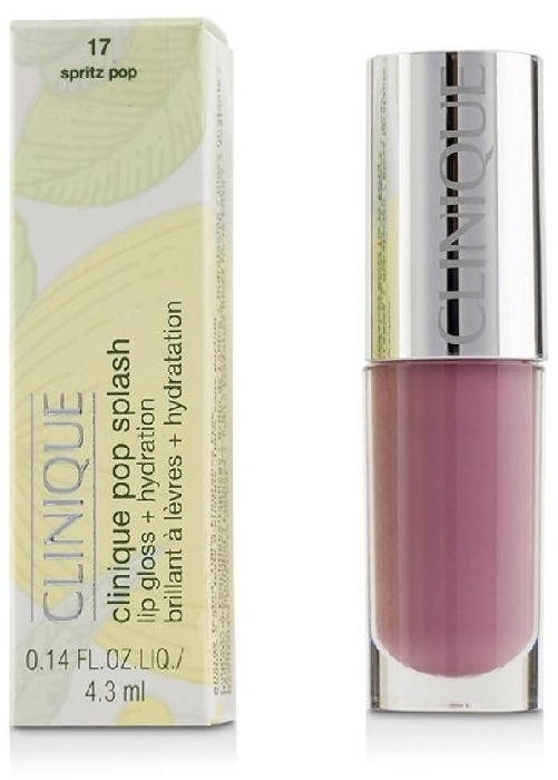 Clinique Pop Splash Hydration Lip Gloss #17 Spritz Pop 4.3ml