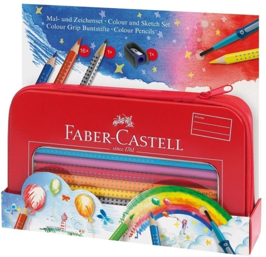 Faber-Castell Drawing Painting Set