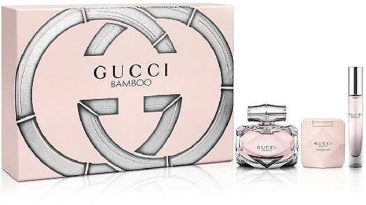 Gucci Bamboo Set 75ml + 100ml + 7,4ml