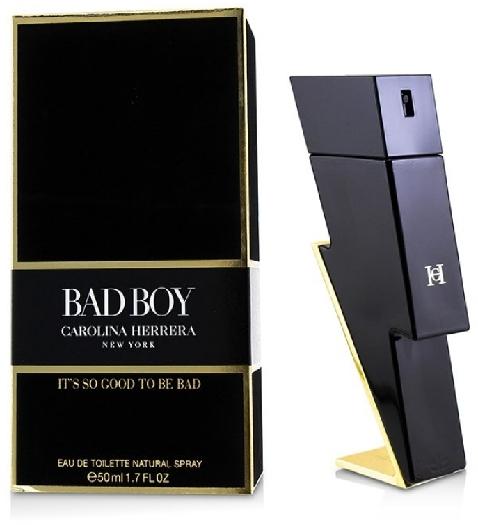 Carolina Herrera Bad Boy Eau de Parfum 50ML