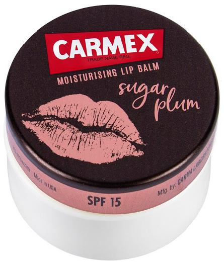 Carmex Lip Balm Balsam Jar Plump 7,5g