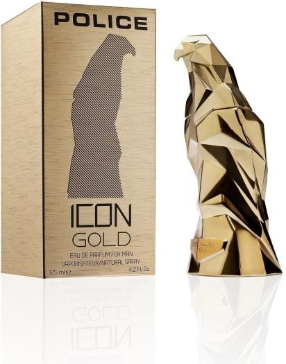 Police Icon Gold EdT 125ml