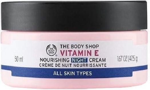 The Body Shop Vitamin E Night Cream 50ml