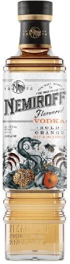 Nemiroff Orange DeLuxe 40% 0.5L