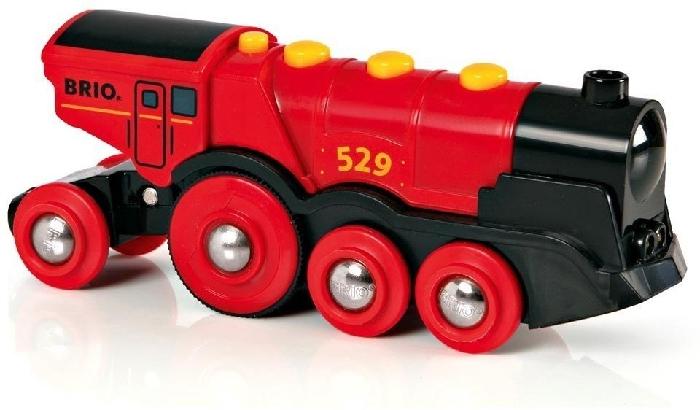 BRIO Wooden Toy 33592 Locomotive