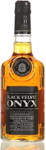 Black Velvet 12YO Onyx 0.7L