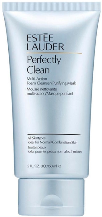 Estée Lauder Perfectly Clean Multi Action Foam Cleanser/Purifying Mask 150ml