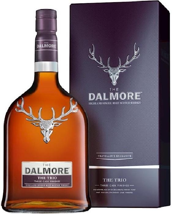 Dalmore Trio 40% 1L