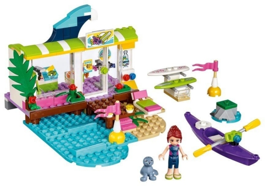 LEGO Friends 41315 Heartlake Surf Shop