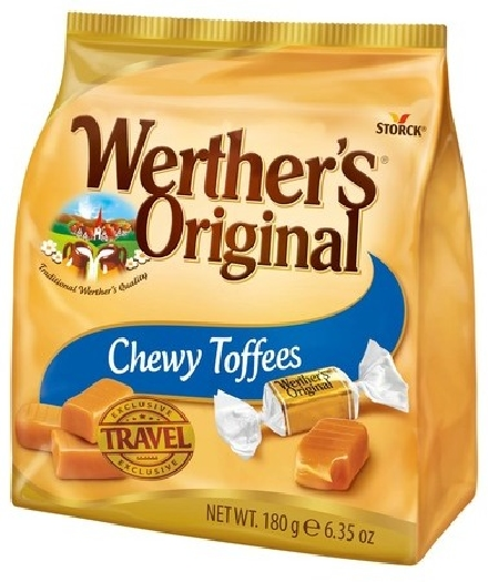 Werther's Original Chewy Toffees 180g