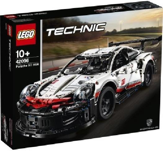 Lego Technic Porsche 911 42096