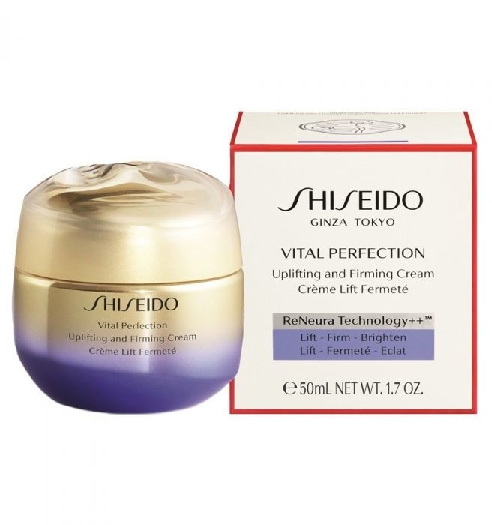 Shiseido Vital Perfection Uplifting and Firming 10114939301 50ML