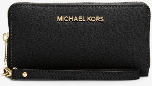 Michael Kors Jet Set Travel Large Smartphone Wristlet