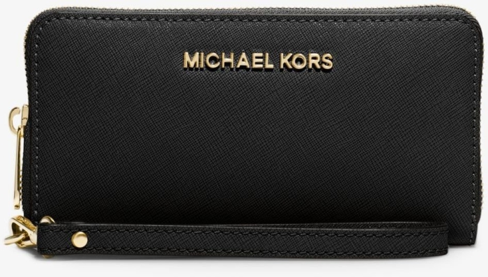 ee13d4c0df86 Michael Kors Jet Set Travel Large Smartphone Wristlet in duty-free ...