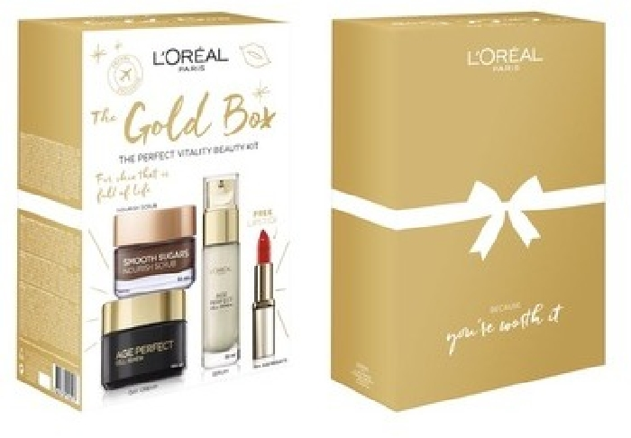 L'Oreal Paris SkE Age Perfect Face Care Set