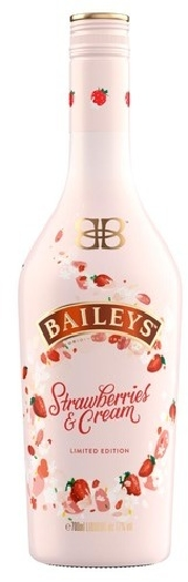 Baileys Strawberries&Cream 17% 0.7L