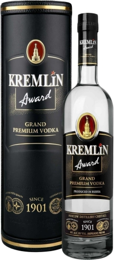Kremlin Award Vodka 0.7L