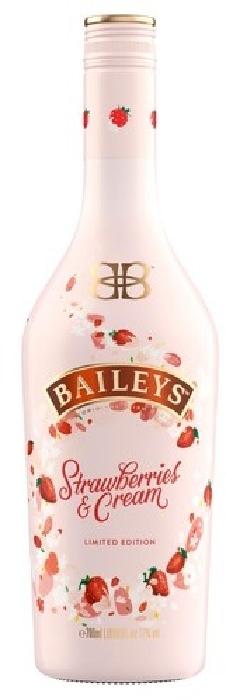 Baileys Strawberries&Cream 17% 0.7L