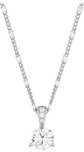 Swarovski Solitaire Pendant Necklace 861334