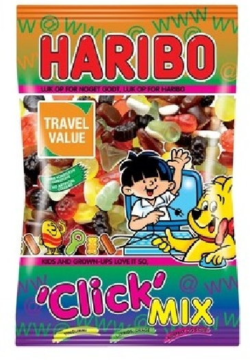 Haribo Click Mix 10010062 425g
