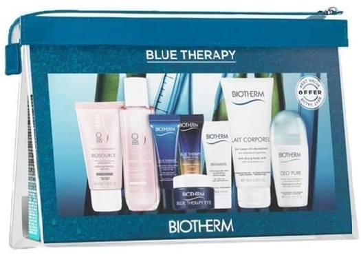 Biotherm Blue Therapy Face Care Set 295ml