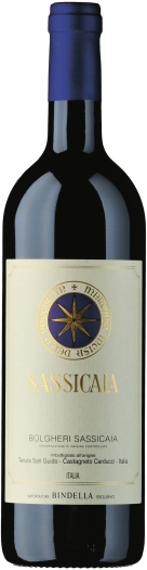 Bolgheri Sassicaia Red Dry 0.75L