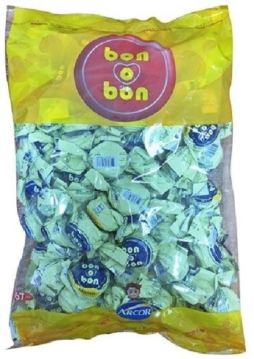 Arcor Bon O Bon Blanco Bag 1kg