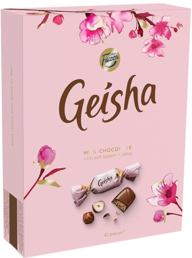 Fazer Geisha Travel Box 295g