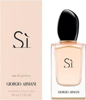 Eau de Parfum Giorgio Armani Si 50ml