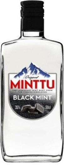 Chymos Minttu Black Pfefferminz 0.5L