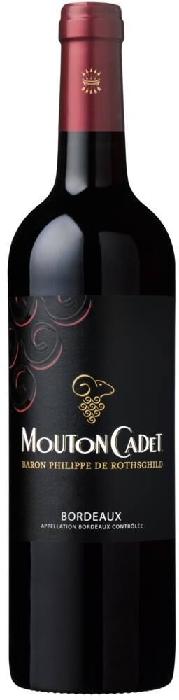 Baron Philippe de Rothschild Mouton Cadet Bordeaux AOC 0.75L