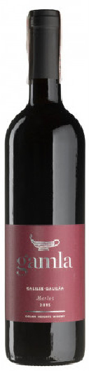 Golan Heights Winery Merlot Gamla dry red 0,75 L