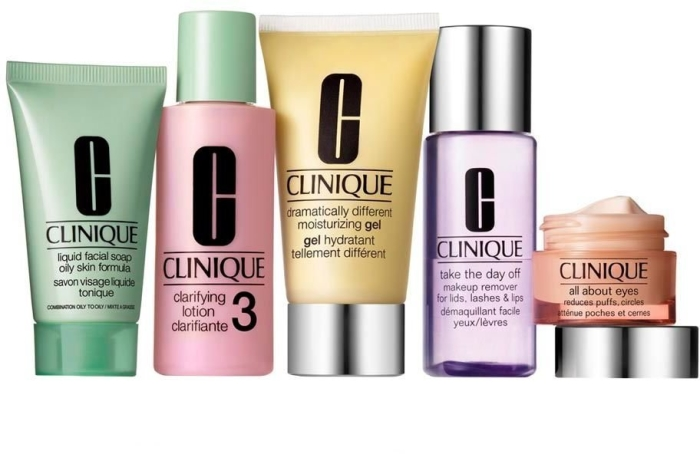 Clinique 3 Steps-System Skincare Plus Set
