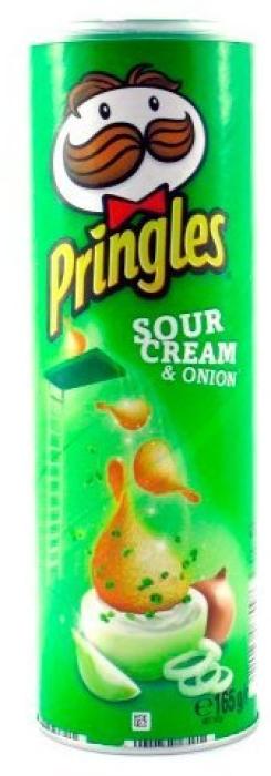 Pringles Sour Cream&Onion