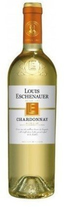 Louis Eschenauer Chardonnay Languedoc Dry White 13% 0.75L