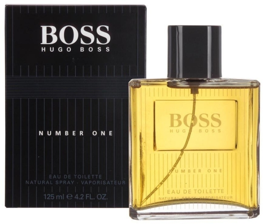 Boss Number One EdT 125ml
