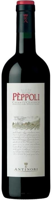 Antinori Peppoli Chianti Classico 0.75L