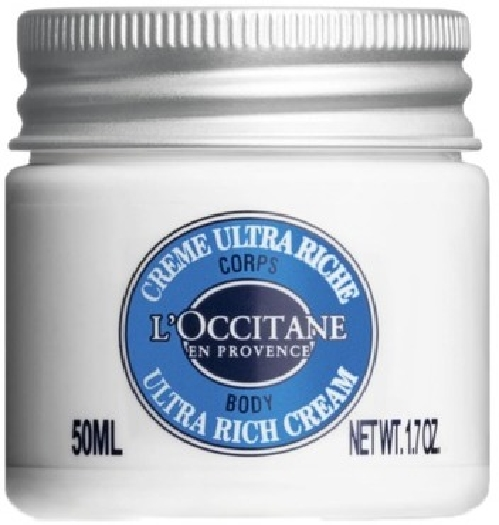 L'Occitane en Provence Karite-Shea Butter Ultra Rich Body Cream 01CP050K17 50 ml