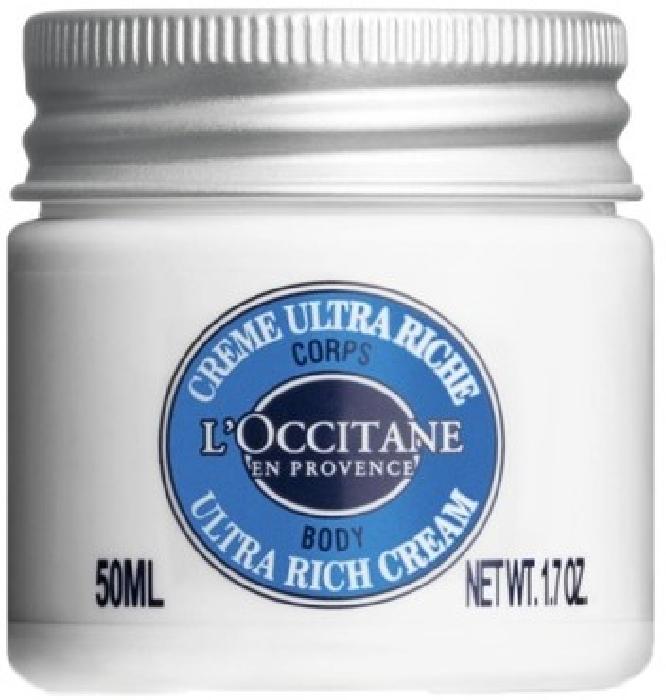 L'Occitane en Provence Karite-Shea Butter Ultra Rich Body Cream 01CP050K17 50 ml